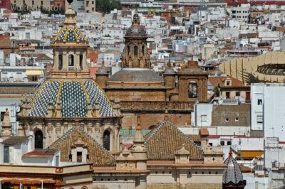 Por12144-Sevilla-Katedra - widoki zwieży
