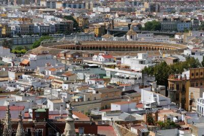 Por12146-Sevilla-Katedra - widoki zwieży