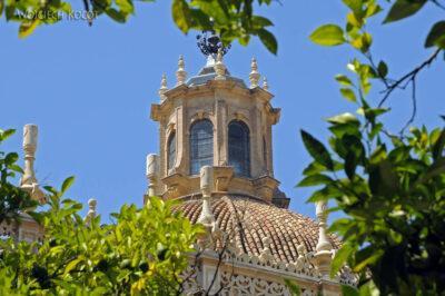 Por12149-Sevilla-Katedra - kopuła