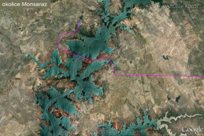 Por12178-Mapka-okolice Monsaraz