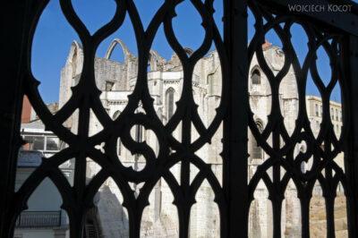 Por14021-Lizbona - Katedra zniszczona przeztrzesienie ziemi