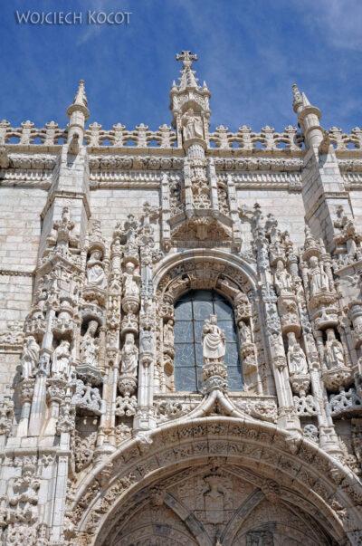 Por14029-Lizbona - Mosteiro dos Jerónimos - detale
