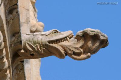 Por14080-Lizbona - Mosteiro dos Jerónimos - żygacze