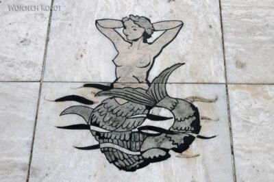 Por14113-Lizbona - Posadzka przy Pomniku Odkryć Geograficznych