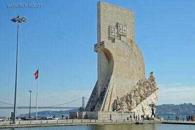 Por14116-Lizbona - Pomnik Odkryć Geograficznych