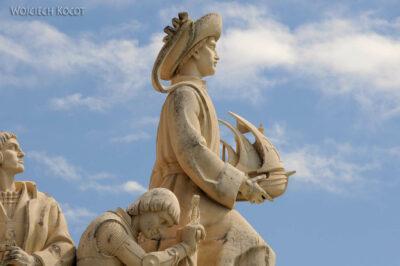 Por14120-Lizbona - Pomnik Odkryć Geograficznych