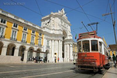 Por14157-Lizbona - Łuk Tryumfalny Augusta