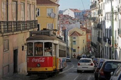 Por14242-Lizbona - Nauliczkach Alfamy