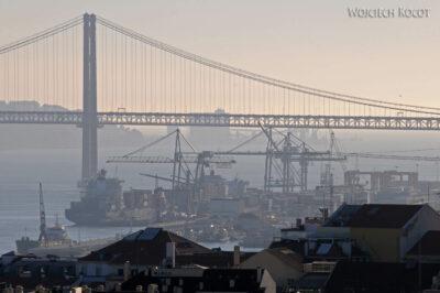 Por14260-Lizbona - widoki zZamku