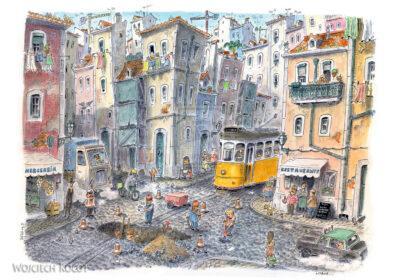 Por14287-Lizbona - Rysunki