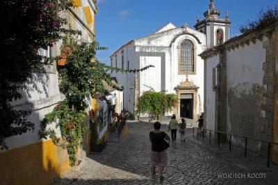 Por15063-Obidos - Kościół