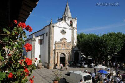 Por15070-Obidos - Katedra de Santa Maria