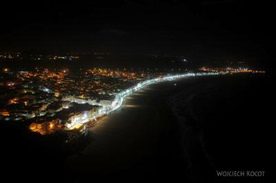 Por15133-Nazare - widok zKlifu