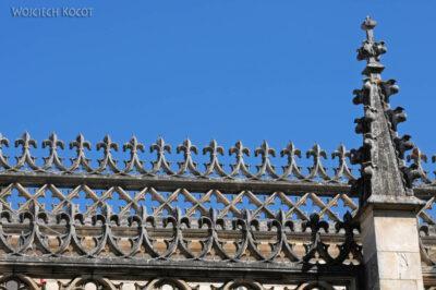 Por16040-Batalha - Klasztor - detala architektoniczne