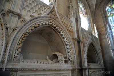 Por16104-Batalha - Klasztor - wnętrze