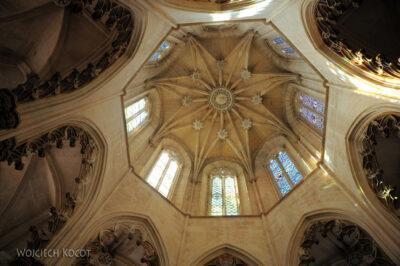 Por16106-Batalha - Klasztor - wnętrze