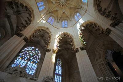 Por16108-Batalha - Klasztor - wnętrze