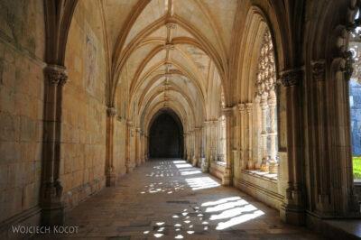 Por16119-Batalha - Klasztor - nakrużgankach