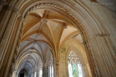 Por16128-Batalha - Klasztor - nakrużgankach