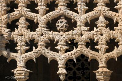 Por16139-Batalha - Klasztor - detala architektoniczne