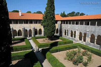 Por16144-Batalha - Klasztor - dziedziniec