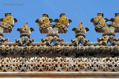 Por16173-Batalha - Klasztor - Kaplica Niedokończona - detale