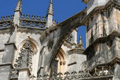 Por16188-Batalha - Klasztor - detala architektoniczne