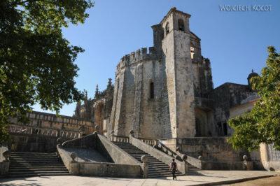 Por16249-Tomar - Klasztor-Zamek Templariuszy
