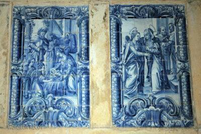 Por16259-Tomar - Klasztor-Zamek - wnętrze