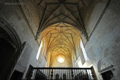Por16268-Tomar - Klasztor-Zamek - wnętrze
