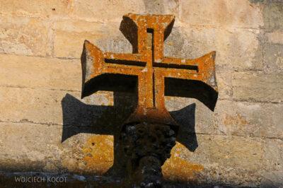 Por16299-Tomar - Klasztor-Zamek - detale przy Okne Manuelińskim