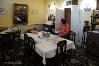 Por18006-Manteigas - Casa de Sao Roque - śniadanie
