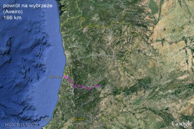 Por18011-Mapka - trasa przejazdu