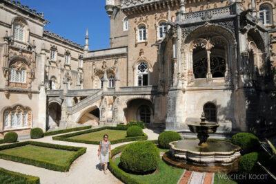 Por18035-Buçaco - Pałac