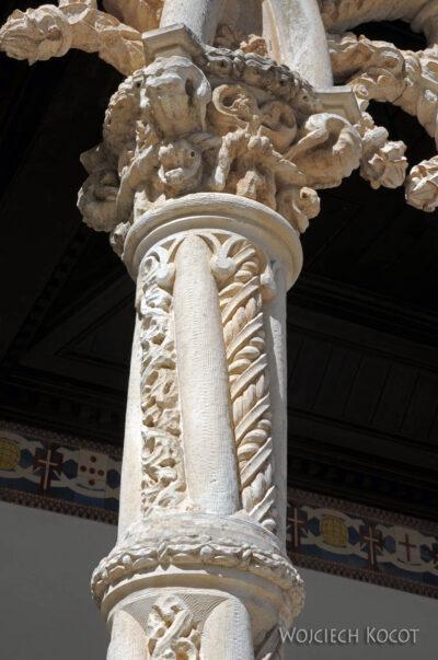 Por18049-Buçaco - Pałac - detala architektoniczne