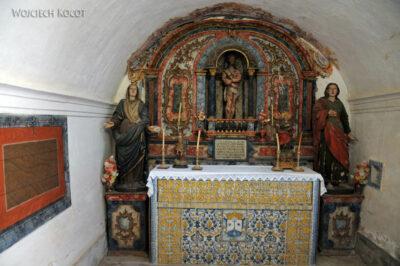 Por18072-Buçaco - Klasztor Karmelitów - wnętrza