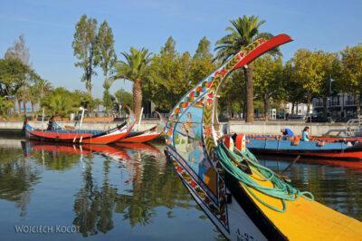 Por19027-Aveiro - łodzie jak wVenecji