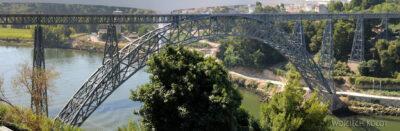 Por19033-Porto - stalowy most