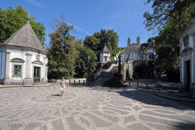 Por19049-Braga - Bom Jesus - Schody doKlasztoru nagórze