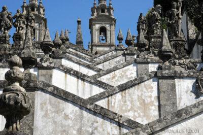Por19078-Braga - Bom Jesus - Schody doKlasztoru nagórze