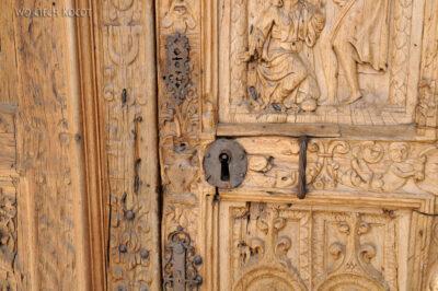 Por20086-Leon - Katedra - wejście główne