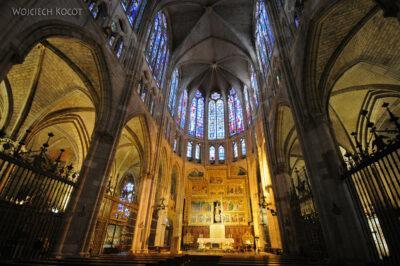 Por20094-Leon - Katedra - wnętrze