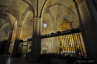 Por20096-Leon - Katedra - wnętrze