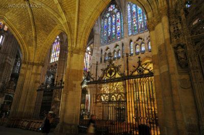 Por20098-Leon - Katedra - wnętrze