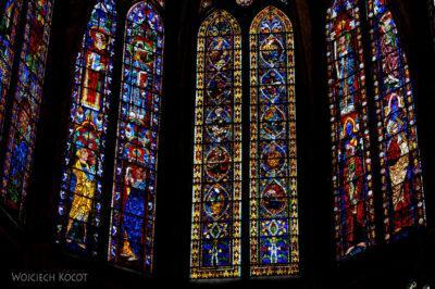 Por20109-Leon - Katedra - witraże