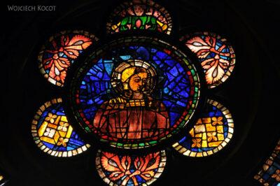 Por20111-Leon - Katedra - witraże