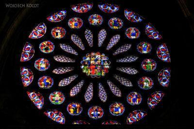 Por20122-Leon - Katedra - witraże