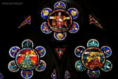 Por20128-Leon - Katedra - witraże