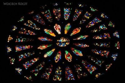 Por20131-Leon - Katedra - witraże