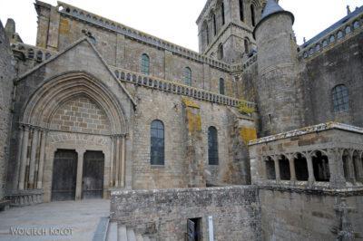Por22035-Saint-Michel - Kościół Opactwa